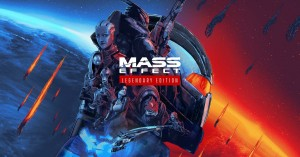 Mass Effect Legendary Edition выходит в мае