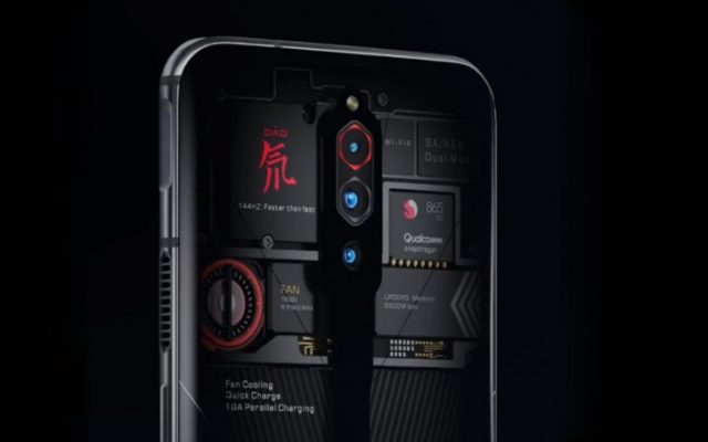 Nubia Red Magic 5G Transparent Edition: Предзаказ!!!
