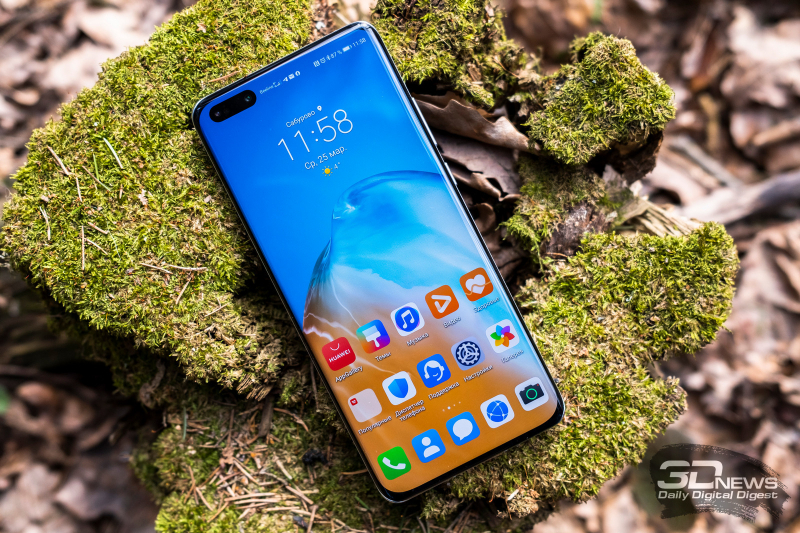 Huawei P40 Pro как пример смартфона без Google Mobile Services  жить можно