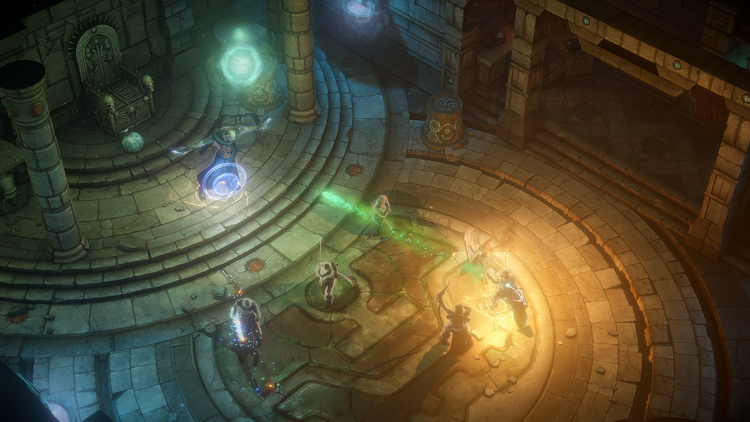 Ролевая игра Pathfinder: Kingmaker Definitive Edition выйдет на PlayStation 4 и Xbox One 18 августа