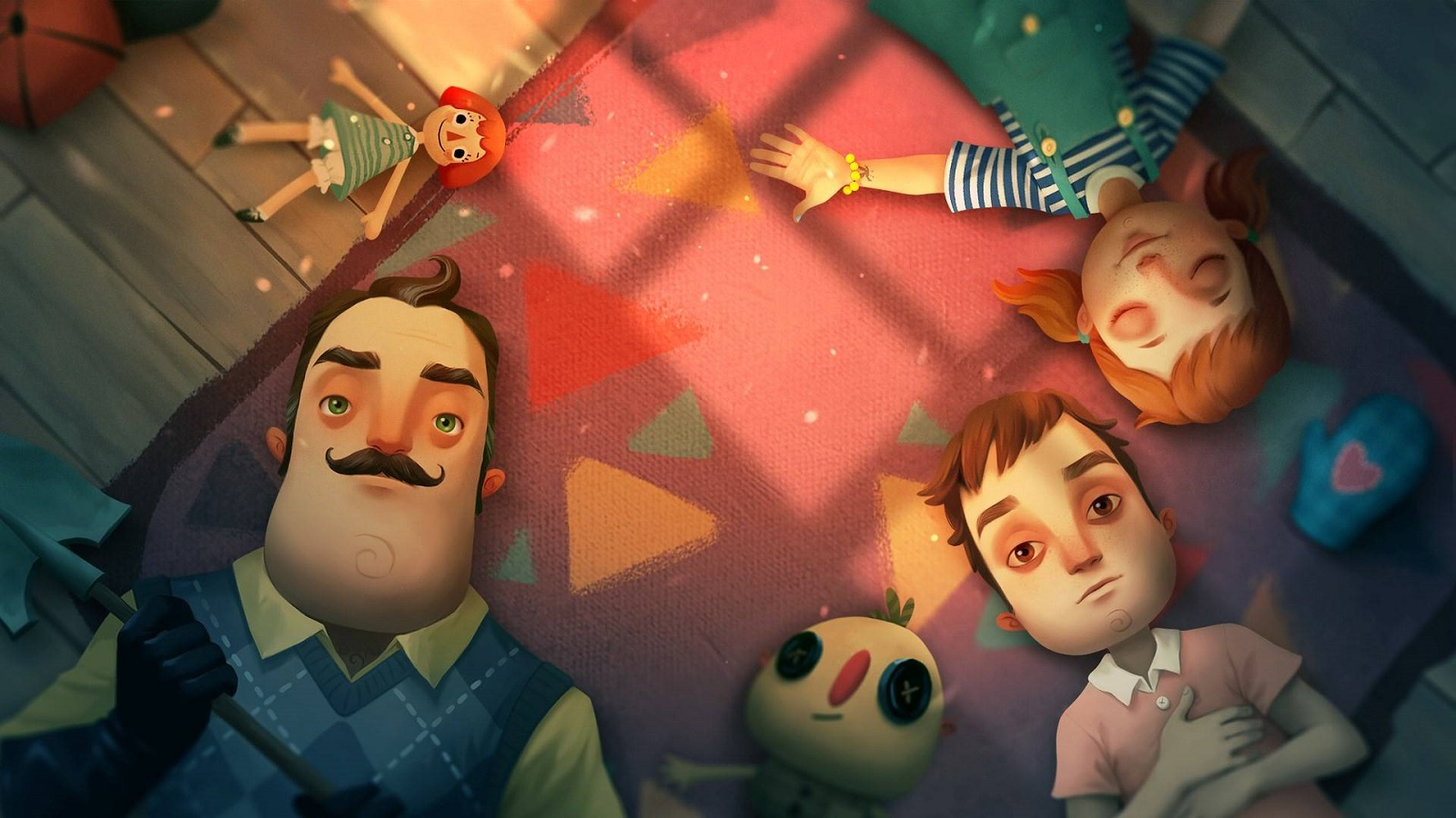 Новый дом для соседа: tinyBuild вложит $15 млн в развитие Hello Neighbor и перевезёт её разработчиков в Нидерланды