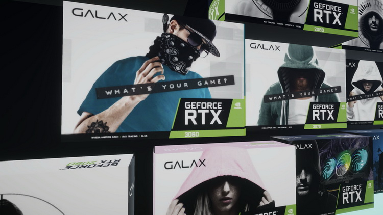 Видеокарта GeForce RTX 3060 замечена в таможенной базе данных ЕЭК