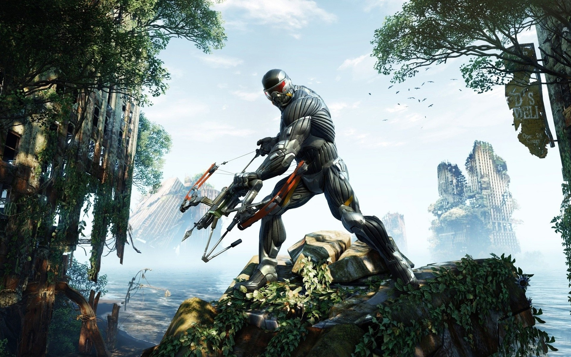 Пираты взломали Crysis Remastered